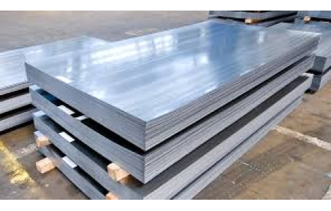 Plated steels