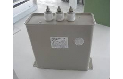 Industrial capacitor